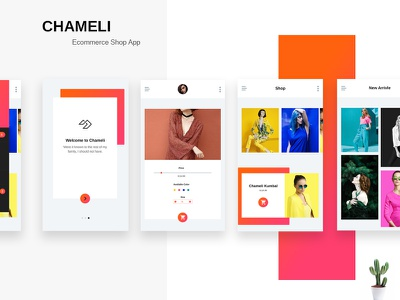 Chameli Sho App trendy app themes theme templates template shopify e-commerce ecommerce