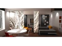 Interior design – Serge room