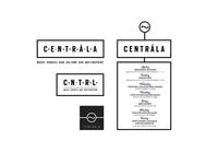 Centrala – Logotype, CID