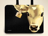 Cow bags – product design