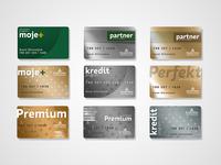 Kooperativa – credit cards
