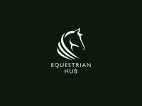 Equestian Hub – logotype