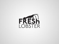 Fresh Lobster – logotype