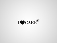 I love care – logotype