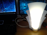 Deco Lamp - Prototype V2 B