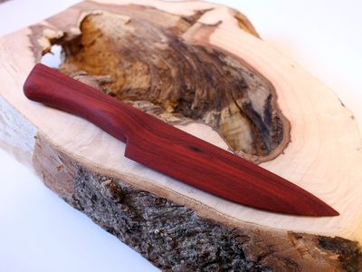 Wooden Knife 001