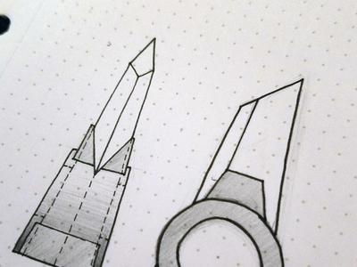 Light Crystal - Sketch