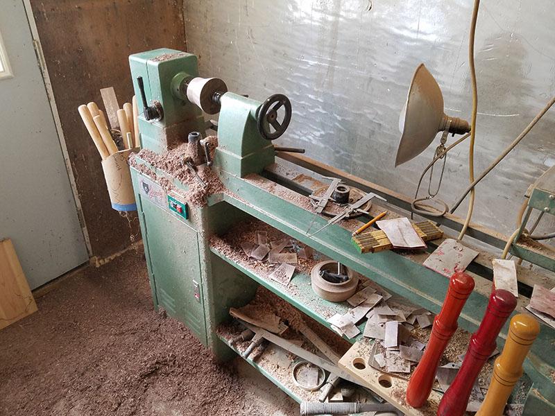 Mr. Edison Lathe Progress turning lathe mr edison custom industrial design secret project woodworking walnut