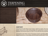 Terpening Woodworking - Live