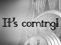 It's coming! (Craelyn Update)