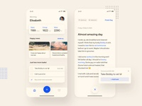 Natural Diary and Assistant App 📓
