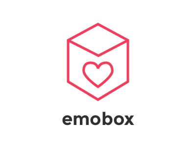 Emobox Logo app logo graphic logo