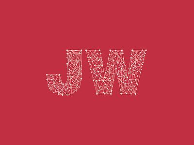 Initial Logo network initial logo logo design graphic logo