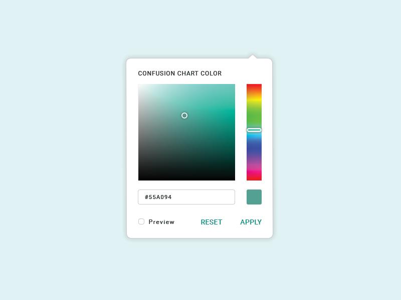 Color Picker By Zsfia Czmn Dribbble Dribbble