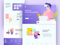 We - Landing Page Exploration