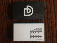 Daniel DeHart Business Cards Part 2