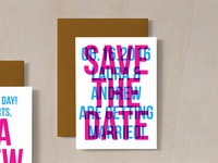 Overprint Wedding Suite Ideas