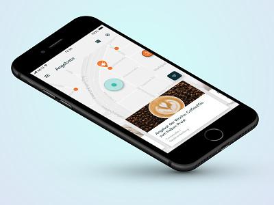 Lokalfuchs App screen design screen app ios lokalfuchs