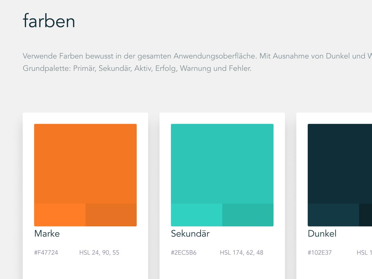 Lokalfuchs web & mobile design design ui app design ios android ui design app