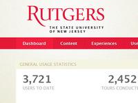 Rutgers Concept Dashboard