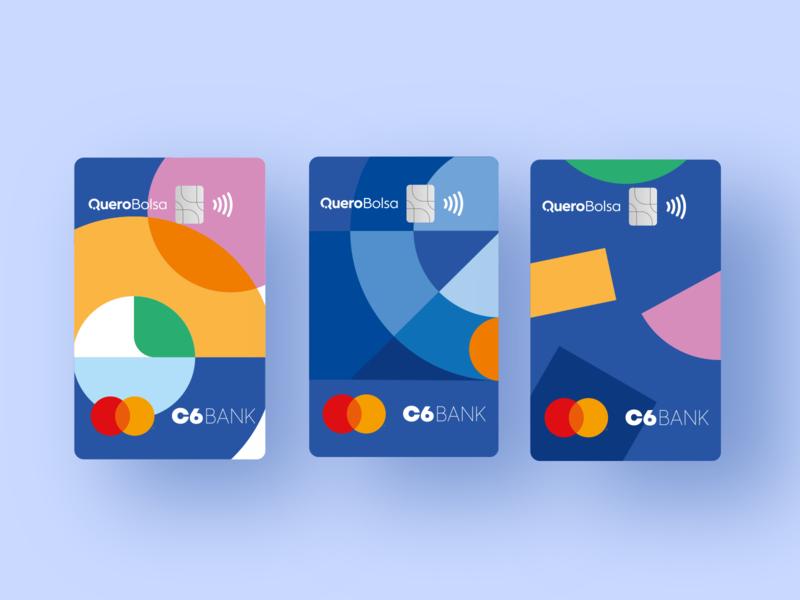 Cartões Quero Bolsa card creditcard