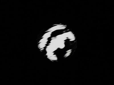 internal resolution nft digitalart spinning abstract blender c4d sphere animation 3d loop motion