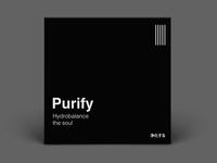 Purify Album Cover
