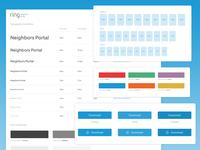 Dashboard Design System Process