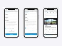 Post Creation UI - Web App