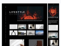 StreetWear Minimal Publication Blog