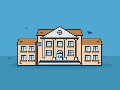 University ilustration