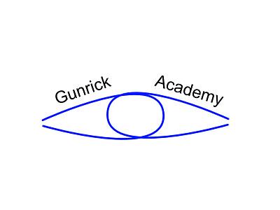 Gunrick logo gunrick academy