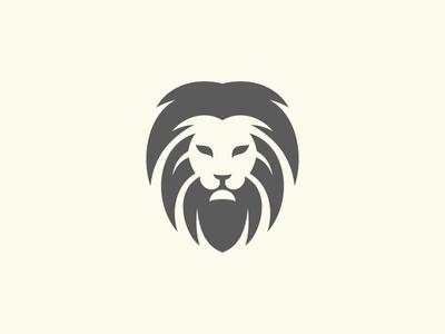 Lion  vigilance redesign proud powerful mark logo lion head confident brand