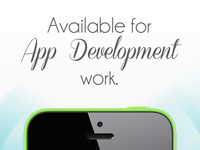 App Developers Available