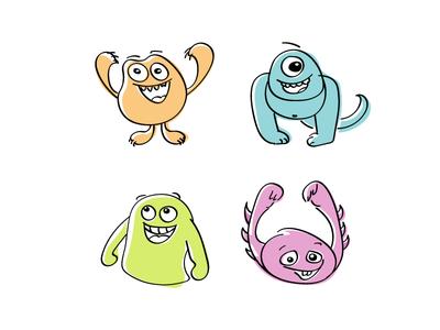 Harmless Monsters