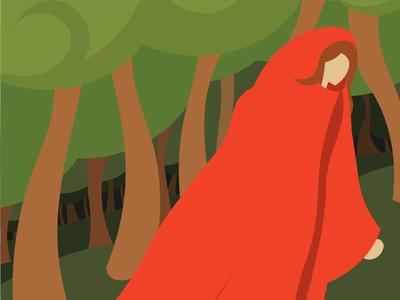 Red Hood Dribble 01