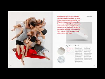 Tuck Setup booklet
