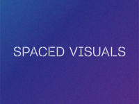 Spaced Visuals