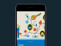 Tomorrow App Onboarding Screen