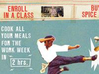 Website Design, Kitchen Karate