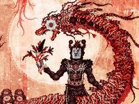 Feeding the Dragon of All Worlds