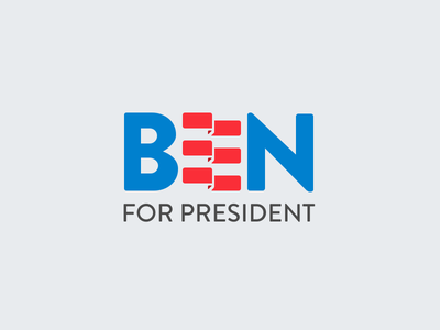 That banner yet waves... flag 2016 presidential race ben carson logo