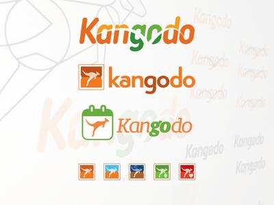 Kangodo Logo Samples logo logos kangaroo bounce