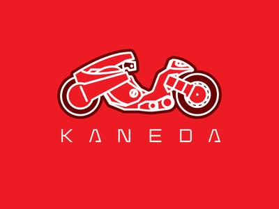Kaneda Bike capsules neo-tokyo kaneda bike anime akira