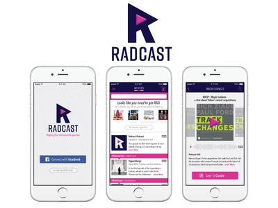 """Design Challenged"" challenge app podcast cast rad"