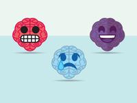 Brain Emojis WIP