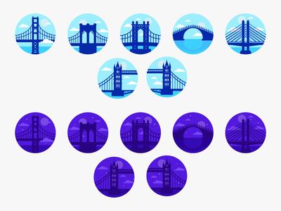 Bridge Avatars avatars bridges bridge