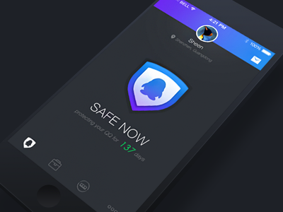 Security Center Concept Design by Sheen on Dribbble