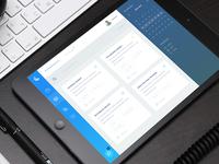 Dashboard UI Design - WIP
