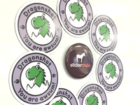 Free Custom Stickers From StickerMule 🌟